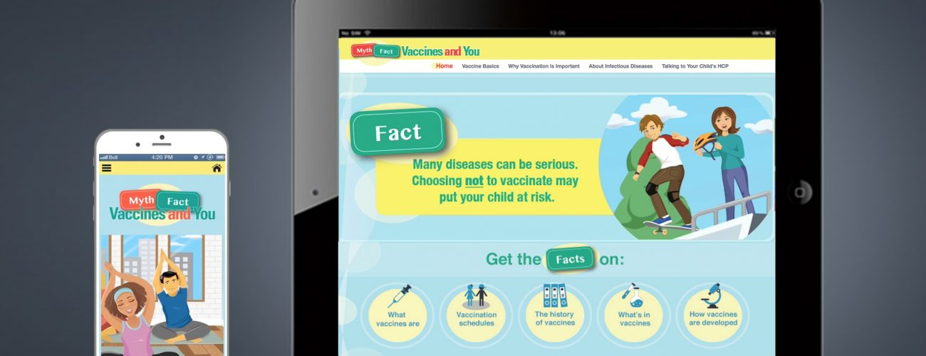 Merck Vaccines Website